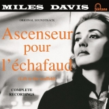 Miles Davis - Ascenseur Pour L'Echafaud (Soundtrack) 2LP