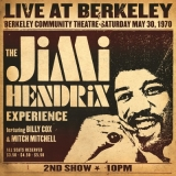 Jimi Hendrix - Experience - Live At Berkeley