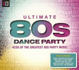 Ultimate 80's Dance Party 4CD