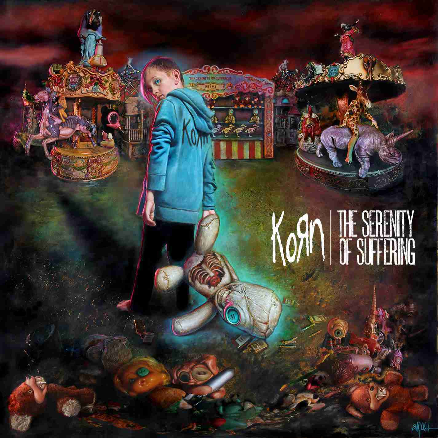 Korn - Serenity In Suffering