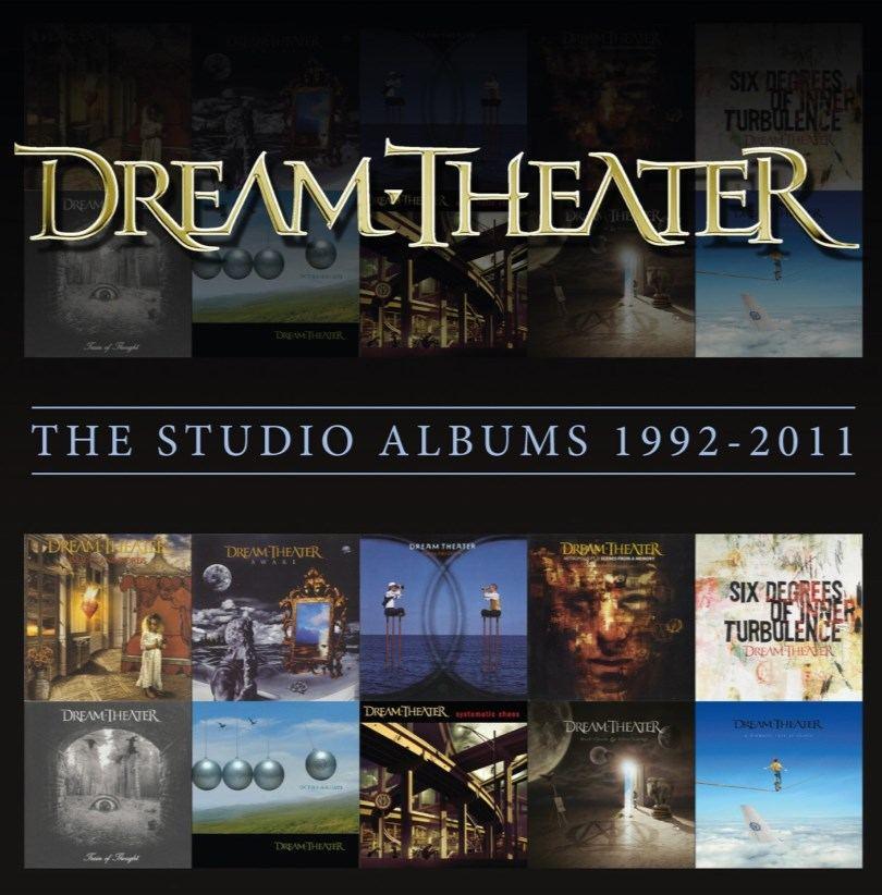 Dream Theater - Studio Albums