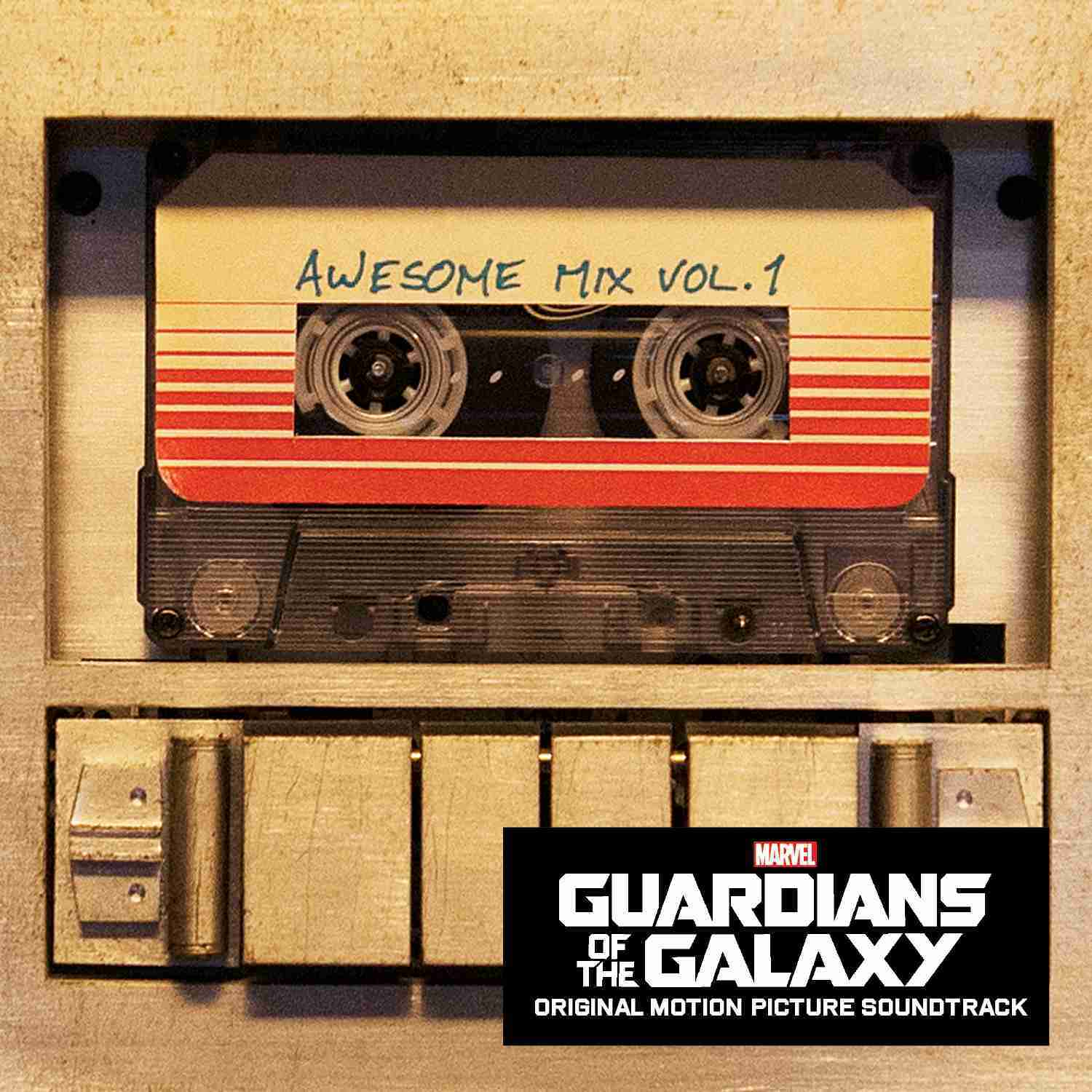 Guardians Of The Galaxy (Soundtrack) CD