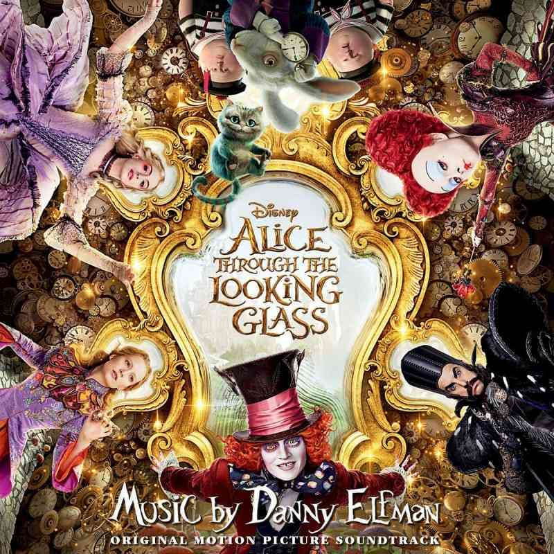 Alice Through The Looking Glass (Soundtrack)
