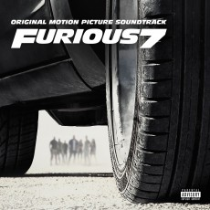 Furious 7 (Soundtrack) CD