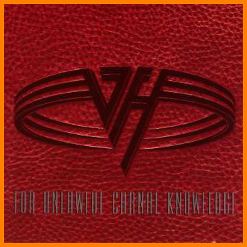 Van Halen - For Unlawful Carnal Knowledge CD
