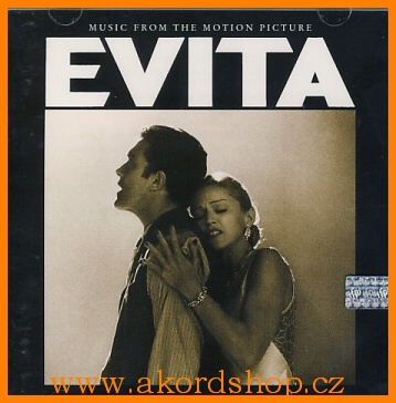 Evita (Soundtrack) CD