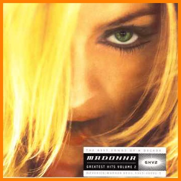 Madonna - Greatest Hits 2 CD