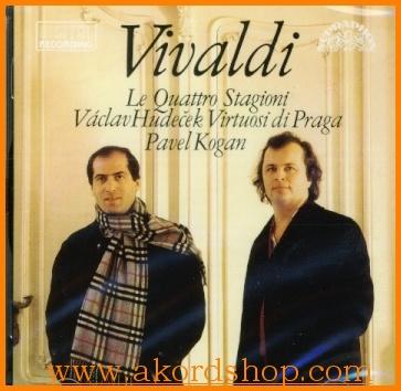 Antonio Vivaldi - Čtvero ročních období