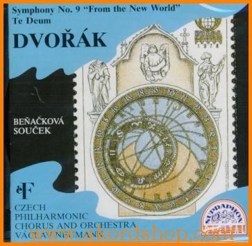 Antonín Dvořák - Symfonie 9/ Novosvětská