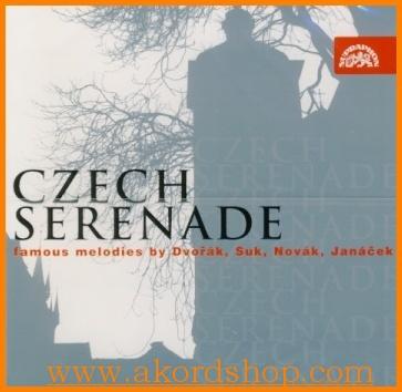 Antonín Dvořák/Josef Suk - Česká serenáda CD
