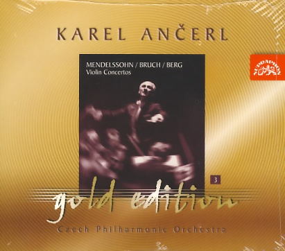 Karel Ančerl  - Gold Edition 3 CD