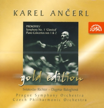 Karel Ančerl - Gold Edition 10 CD
