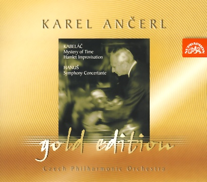 Karel Ančerl - Gold Edition 11 CD