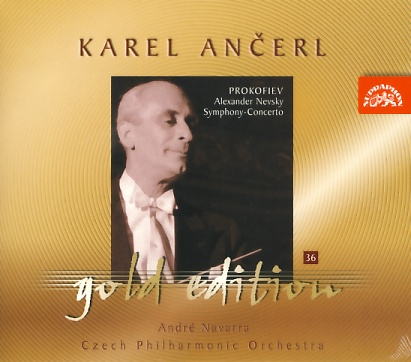 Karel Ančerl - Gold Edition 36 CD