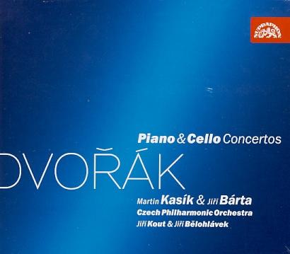 Antonín Dvořák - Piano & Cello Concertos
