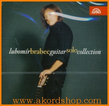 Lubomír Brabec - Guitar Solo Collection CD