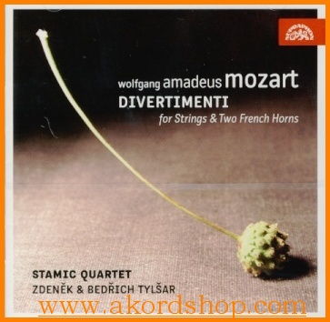 W. A. Mozart - Divertima 2CD