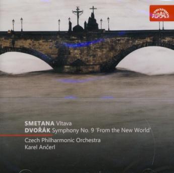 Smetana: Vltava/Dvořák: Symphony No. 9