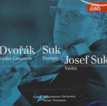 Dvořák/Suk - Houslový koncert