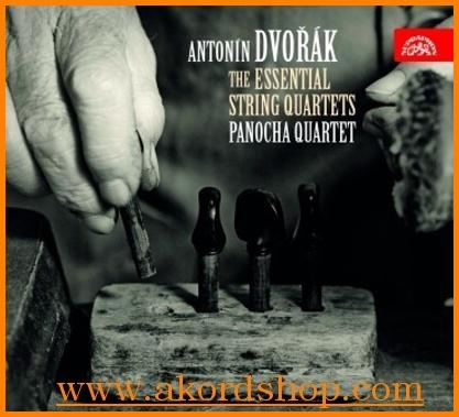 Antonín Dvořák - Essential String Quartet