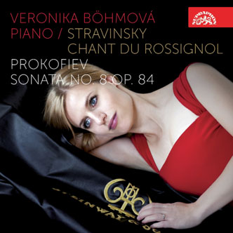 Veronika Böhmová - Piano CD