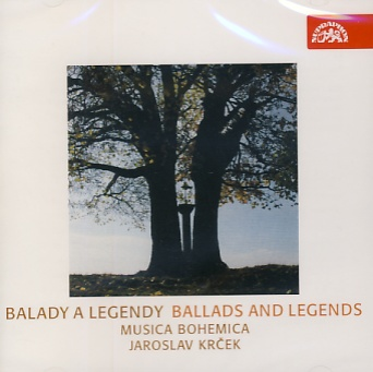 Musica Bohemica - Balady a legendy CD