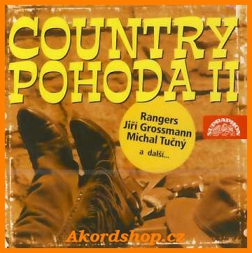 Country pohoda II CD