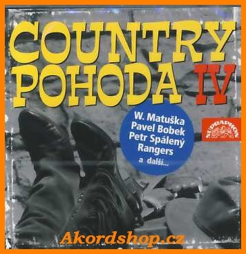 Country pohoda IV CD