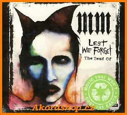 Marilyn Manson - Lest We Forget - Best Of CD