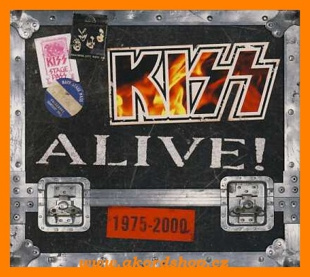 KISS - Alive! (1975-2000)