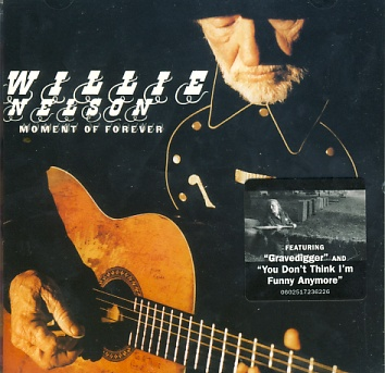 Willie Nelson - Moment Of Forever CD