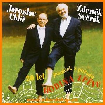 Svěrák & Uhlíř - 20 let písniček z pořadu Hodina zpěvu