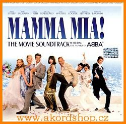 Mamma Mia! (Soundtrack) CD