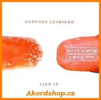 Support Lesbiens - Lick It