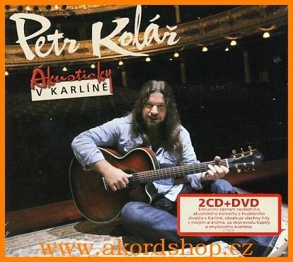 Petr Kolář - Akusticky v Karlíně