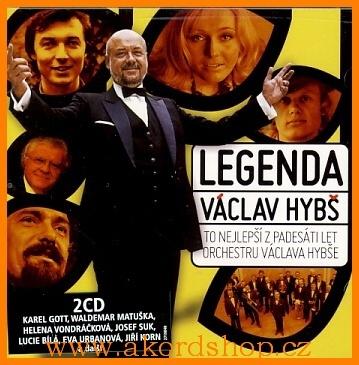 Václav Hybš - To nejlepší z padesáti let