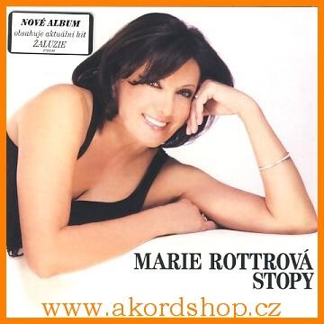 Marie Rottrová - Stopy