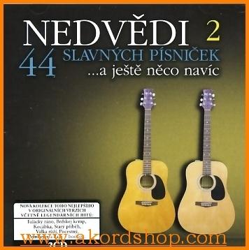 Jan a František Nedvědi - 44 slavných písniček 2