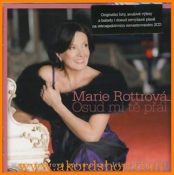 Marie Rottrová - Osud mi tě přál