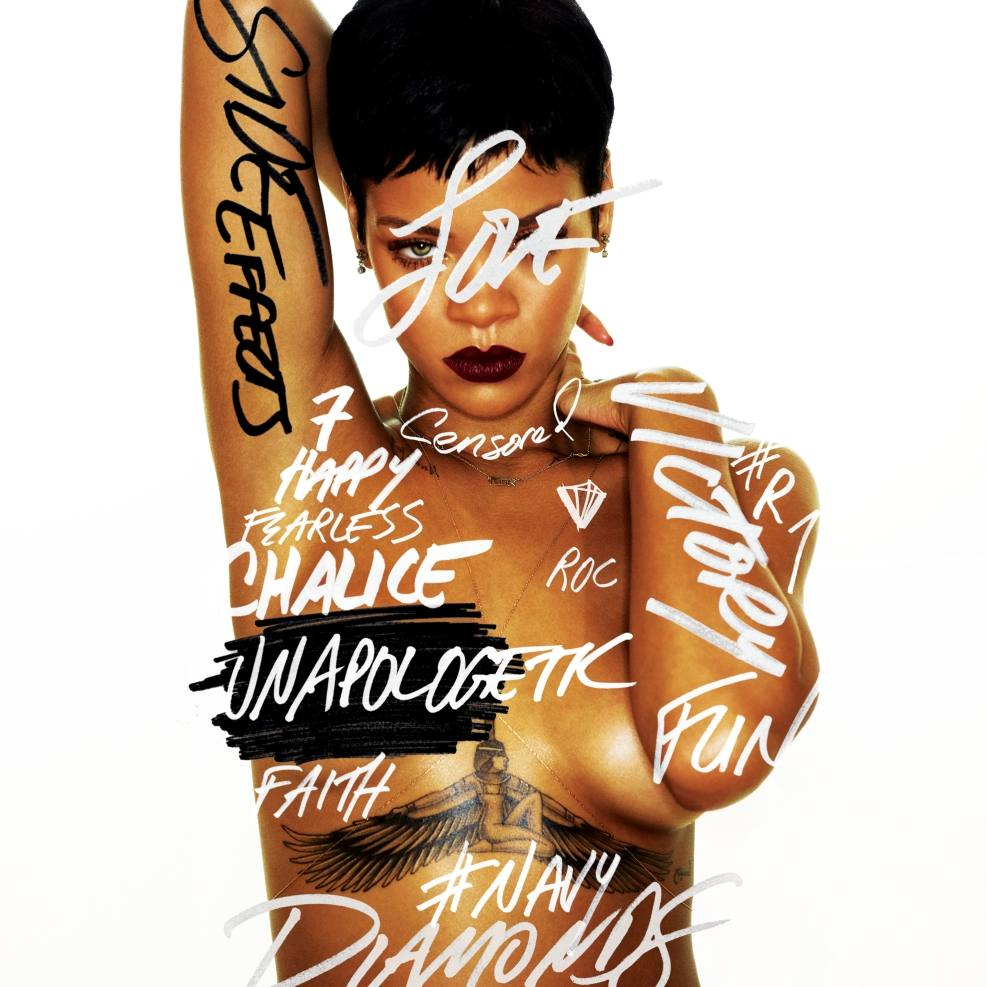 Rihanna - Unapologetic CD/DVD