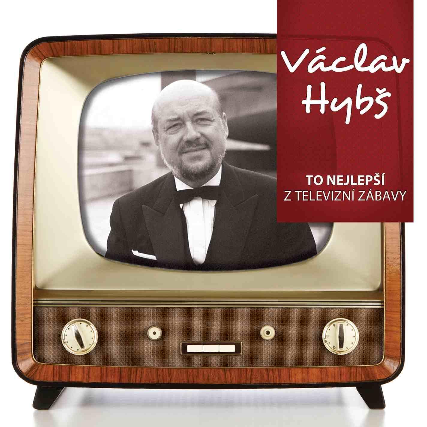 Václav Hybš - To nej z TV zábavy