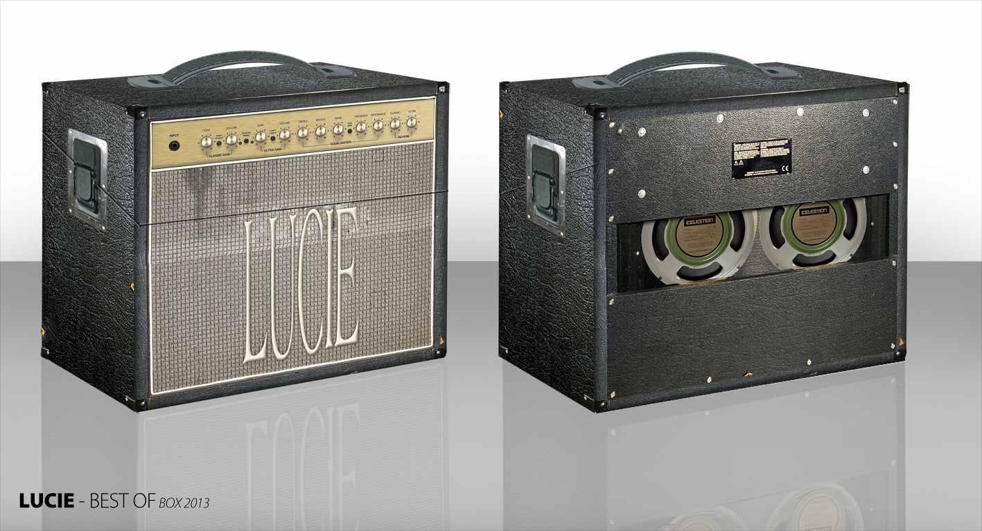 Lucie - Platinum Combo (1990-2013)