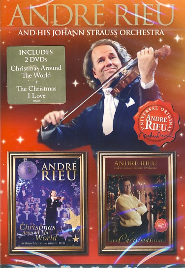 André Rieu - Christmas Around The World