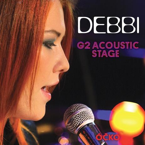 Debbi - G2 Acoustic stage