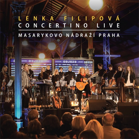 Lenka Filipová - Concertino (Live)