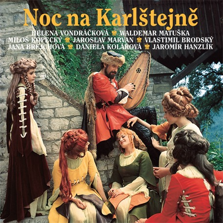 Noc na Karlštejně (Soundtrack)