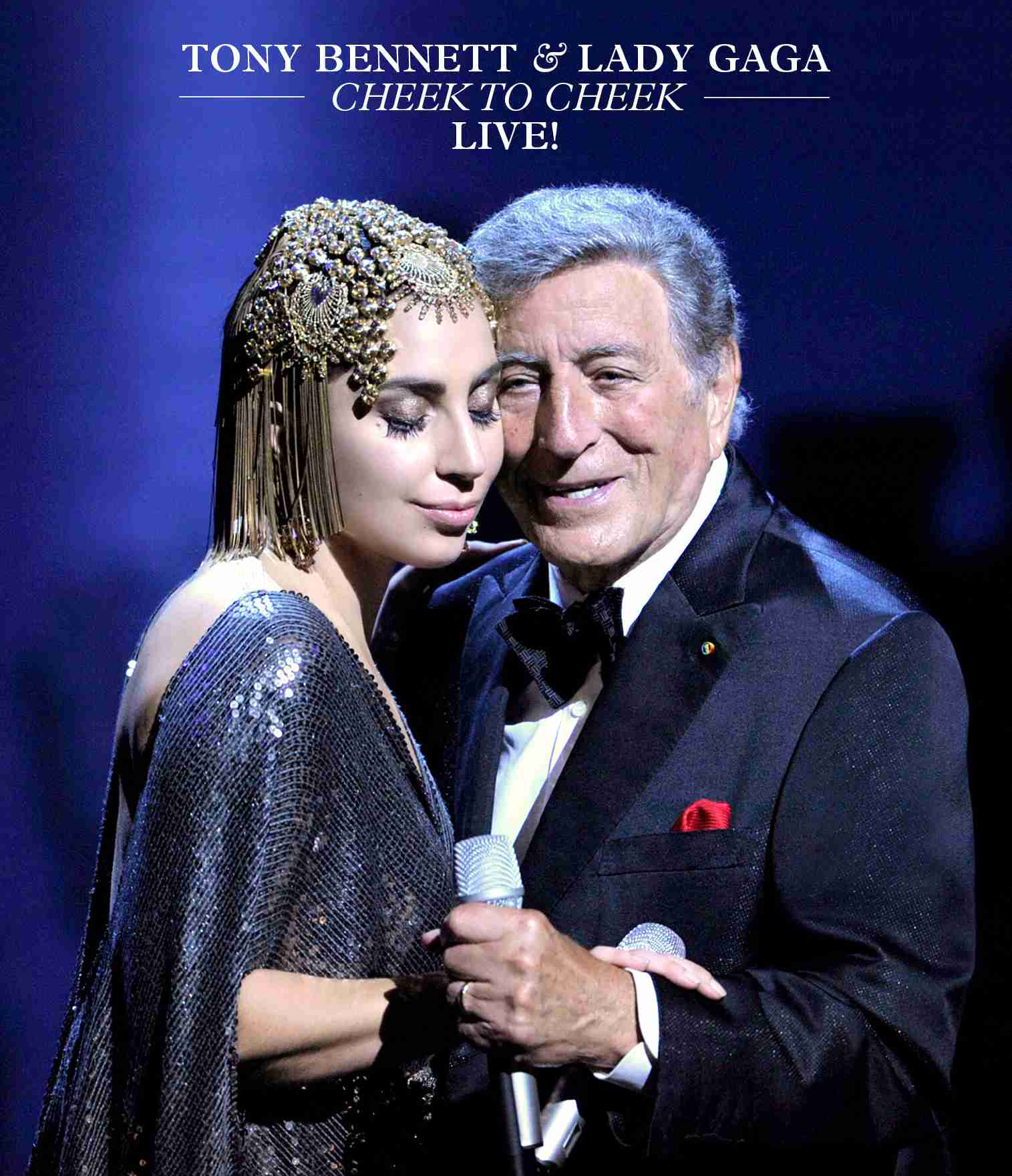 Lady Gaga & Tony Bennett - Cheek To Cheek DVD