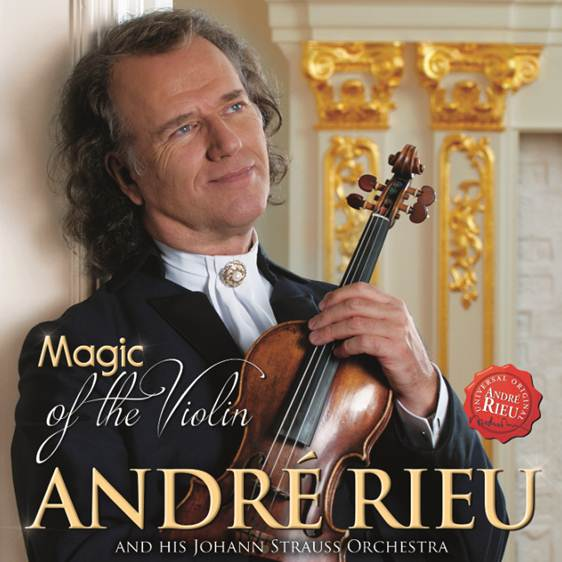 André Rieu - Magic Of The Violin CD