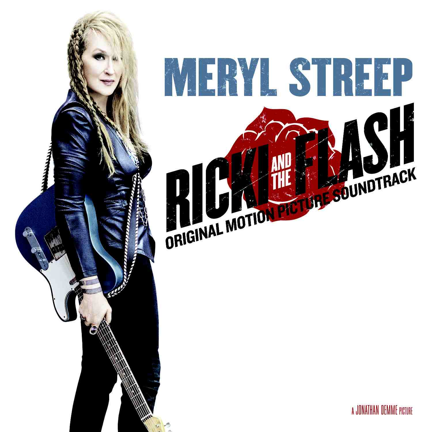 Ricki And The Flash (Meryl Streep) CD