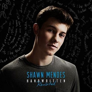 Shawn Mendes - Handwritten CD